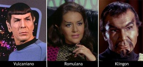 Star Trek, la serie original - Especies