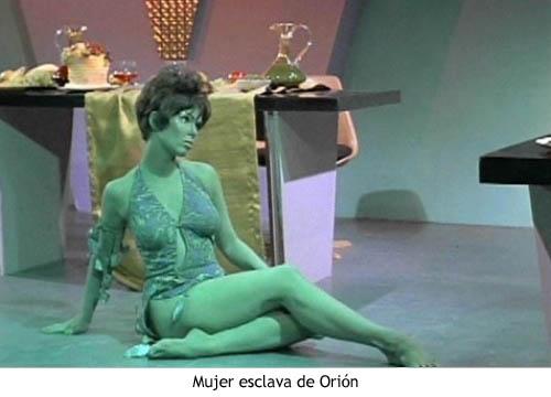 Star Trek, la serie original - Mujer esclava de Orión