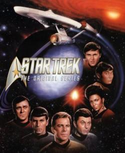 Star Trek, la serie original - Portada