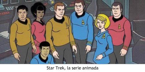 Star Trek, la serie original - La serie animada