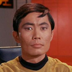 Star Trek: La serie original - Sulu