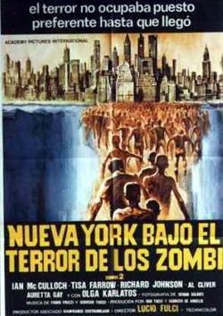 Nueva York bajo el terror de los zombies