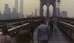 Nueva York bajo el terror de los zombies - Puente de Brooklyn
