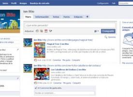 ion litio se estrena en Facebook