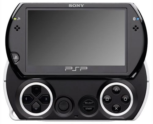PSP Go - Despliegue