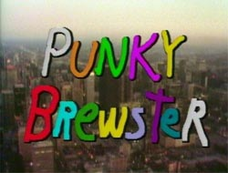 Punky Brewster - Cabecera de la serie