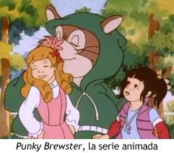 Punky Brewster - Dibujos animados