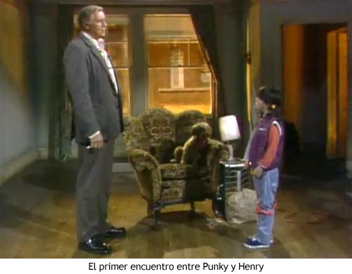 Punky Brewster - Primer encuentro entre Punky y Henry