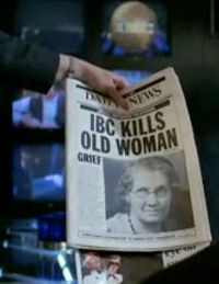 Los fantasmas atacan al jefe - Noticias