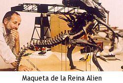 Stan Winston - Reina Alien