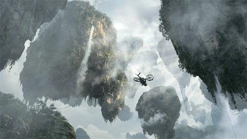 Avatar - Montañas Aleluya