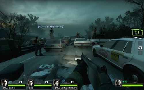 Left 4 Dead 2 - Autopista