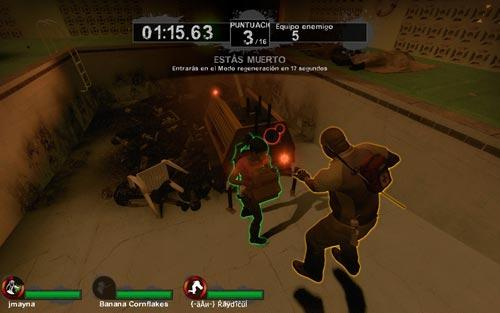 Left 4 Dead 2 - Modo búsqueda