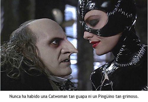 Stan Winston - El Pingüino y Catwoman