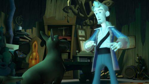 Tales of Monkey Island (V) - Guybrush fantasma y perro