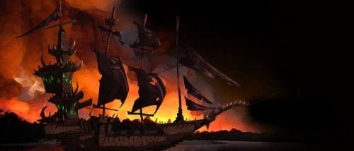 Tales of Monkey Island (V) - Portada