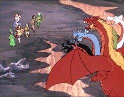 Dragones y Mazmorras - Cementerio de Dragones - Tiamat