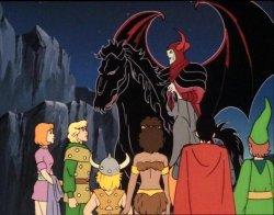 Dragones y Mazmorras - Requiem - Venger y los chicos