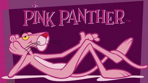 La Pantera Rosa - Trabajando