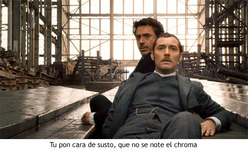 Sherlock Holmes - Chroma