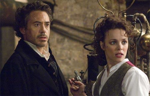 Sherlock Holmes - Irene Adler