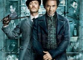 'Sherlock Holmes', la película