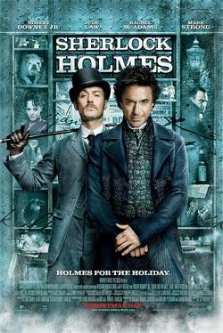 Sherlock Holmes - Póster