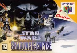 Star Wars - Sombras del Imperio - Carátula del videojuego