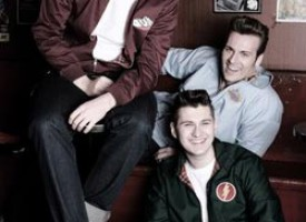 'The Baseballs', el grupo musical más retro