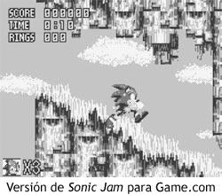 Tiger Game.com - Sonic Jam