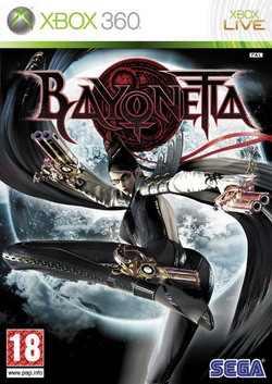 Bayonetta - Carátula