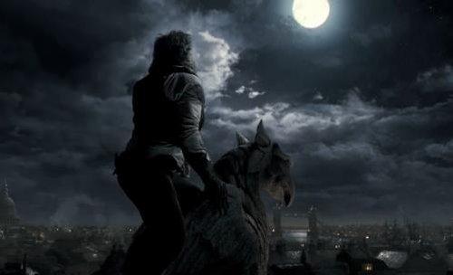 El Hombre Lobo (2010) - Aullando