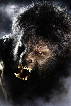 El Hombre Lobo (2010) - La bestia