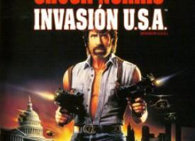 Chuck Norris en 'Invasión U.S.A.' (1985)