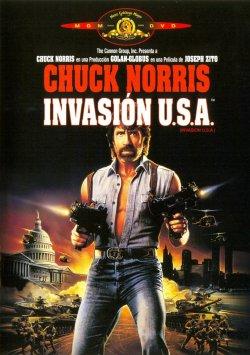 Invasión USA - Carátula