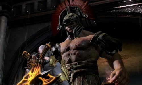 God of War III - Heracles