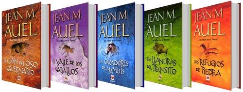 Los Hijos de la Tierra - Jean M. Auel