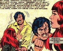 Iron Man - El demonio en la botella - Abstinencia