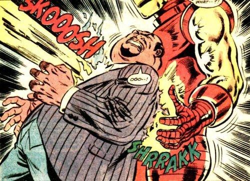Iron Man - El demonio en la botella - Accidente con el embajador