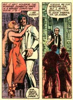 Iron Man - El demonio en la botella - Jarvis