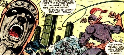 Iron Man - El demonio en la botella - Melter, Blizzard y Whiplash
