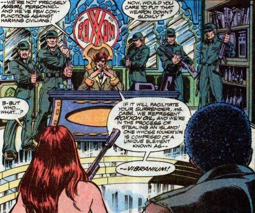 Iron Man - El demonio en la botella - Roxxon