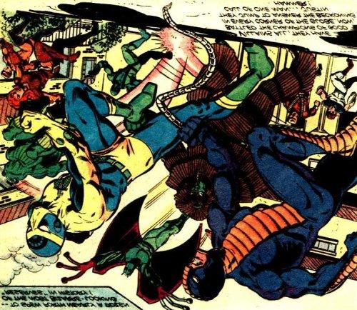 Iron Man - El demonio en la botella - Súper villanos