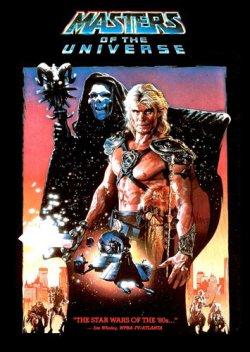 Masters del Universo, la película - Cartel