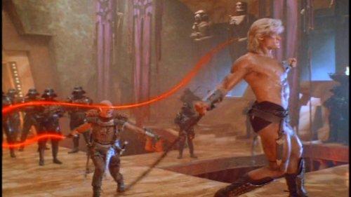 Masters del Universo, la película - Chasquea ese látigo