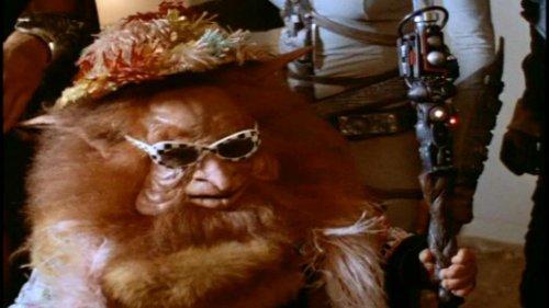 Masters del Universo, la película - Gwildor travestido