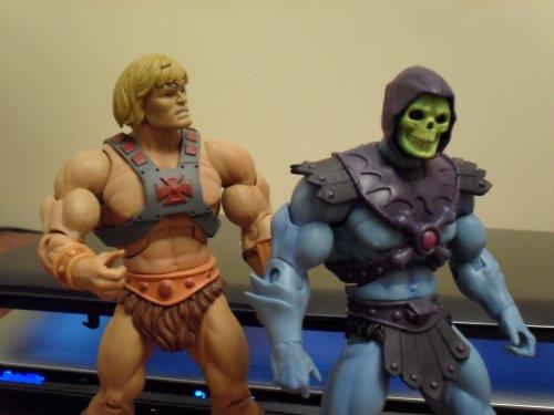 Masters del Universo, la película - He-Man y Skeletor se despiden