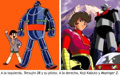 Mazinger Z - Tetsujin 28