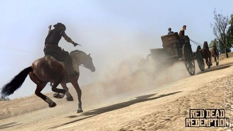 Red Dead Redemption - Diligencia