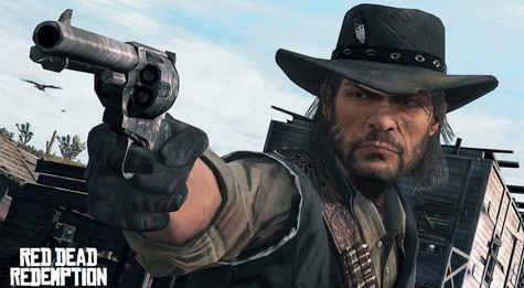 Red Dead Redemption - Pistolero